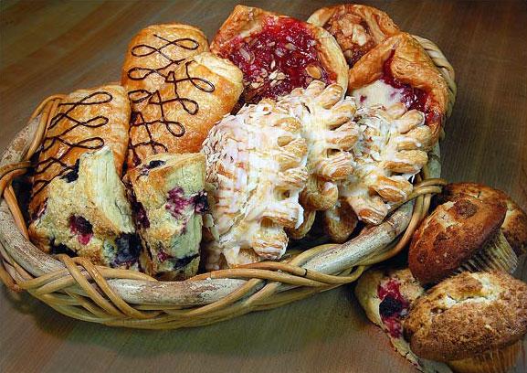 Viennoiserie Pastries Amp Cookies